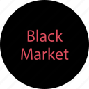 blackfriday, event, market icon