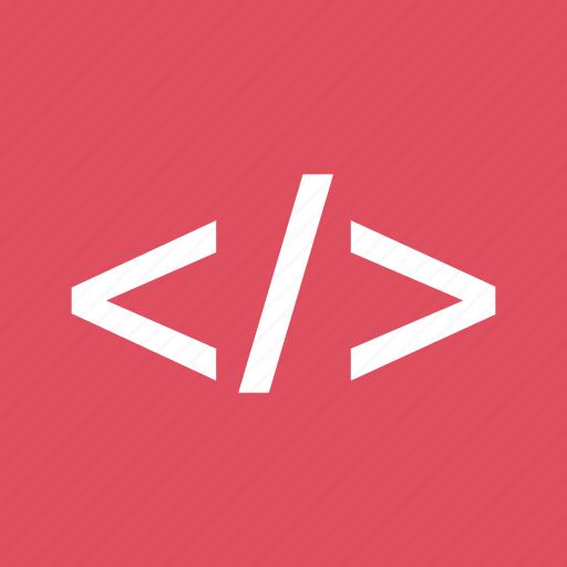 code, development, internet, online, web icon