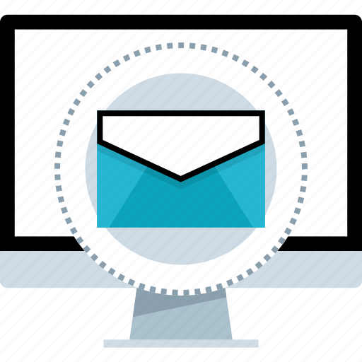 email, list, mail, marketing icon
