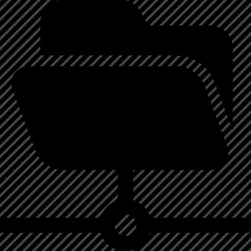 directory, document, folder, internet, network, online, open icon