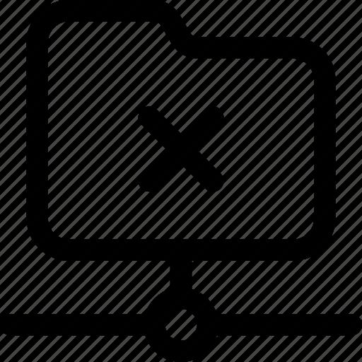 error, folder, network, offline, synchronizing, transfer, unavailable icon
