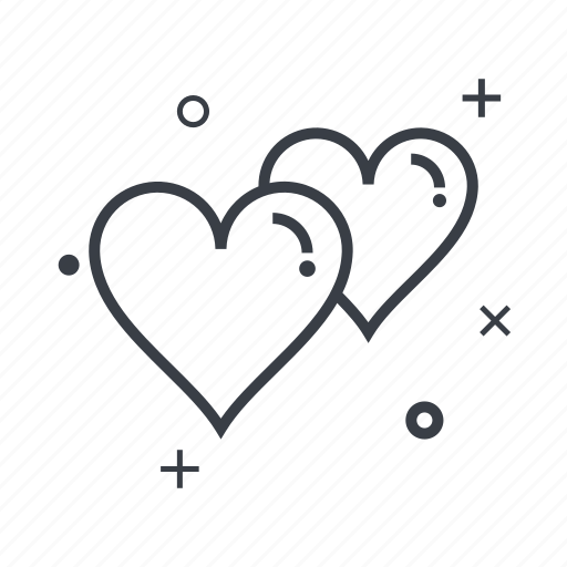 dating, love, online, sign, thin, wedding icon