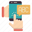 abc, apps, distance, education, mobile, online education