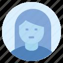 avatar, picture, profile, student, teacher icon