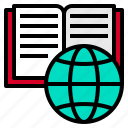 book, education, globe, school