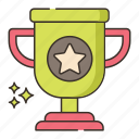 award, prize, winner icon