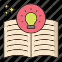 creative, idea, teaching icon