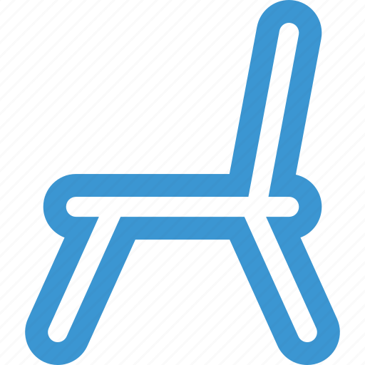 chair, learn, learning, online, web icon