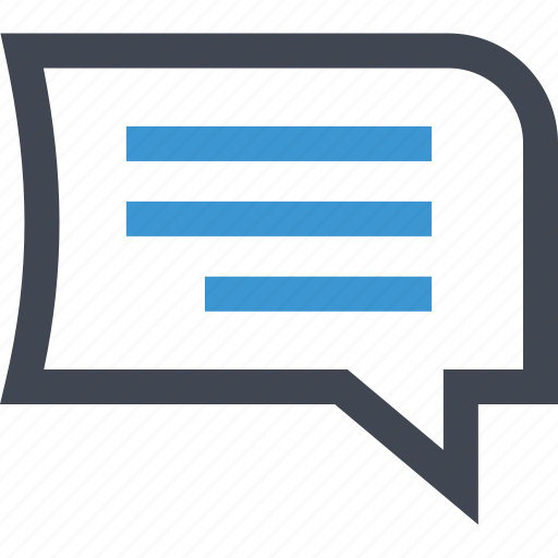 chat, online, sms, talk, talking, web icon