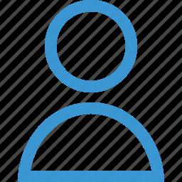 online, person, school, staff, user icon