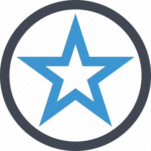 favorite, online, special, star, web icon