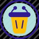 lectern, multimedia, speaker icon