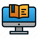 book, computer, digital, education, learning, online, study