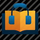 audio, book, course, digital, education, online, study