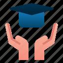 education, graduate, scholarship, school, study