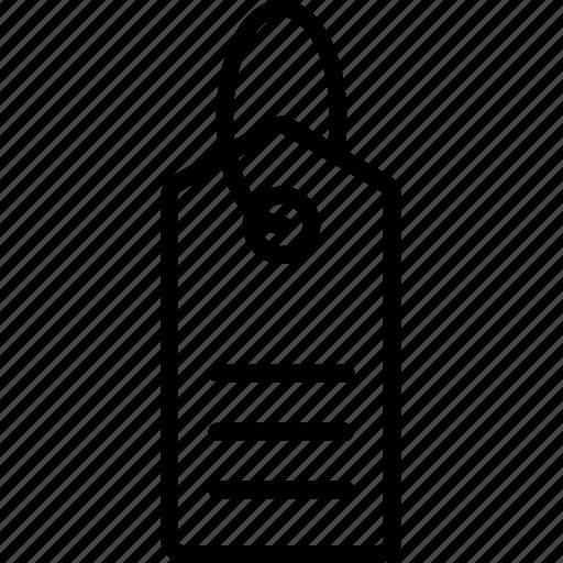company tag, discount tag, label, price tag icon