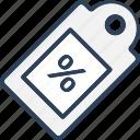 discount label, e commerce, percentage label, seo icon