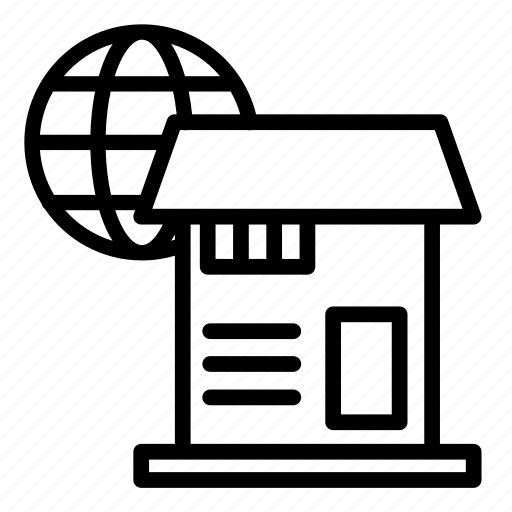 Shop, ecommerce, market, store icon - Download on Iconfinder