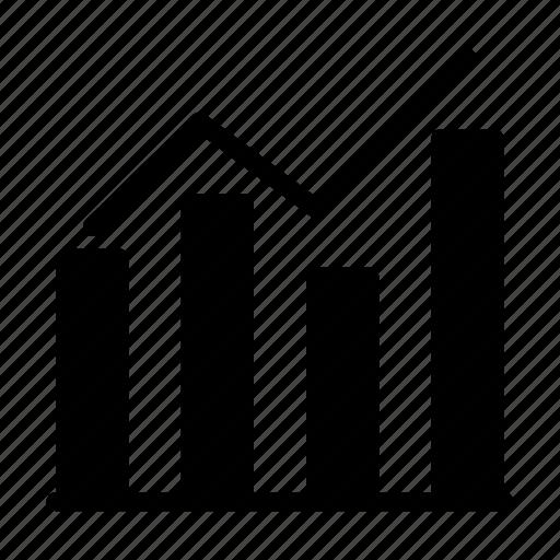 chart, finance, graph, growth, statics icon
