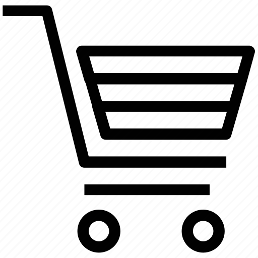 cart, e commerce, matrial cart, shopping cart, shopping trolley, trolley icon