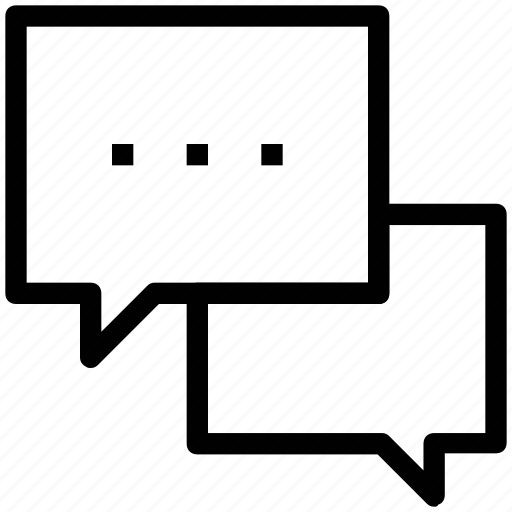 chat, chat bubble, chatting, communication, speech bubble icon