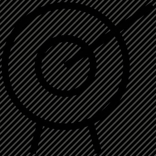 aim, business, dart, dartboard, online marketing, point, target icon