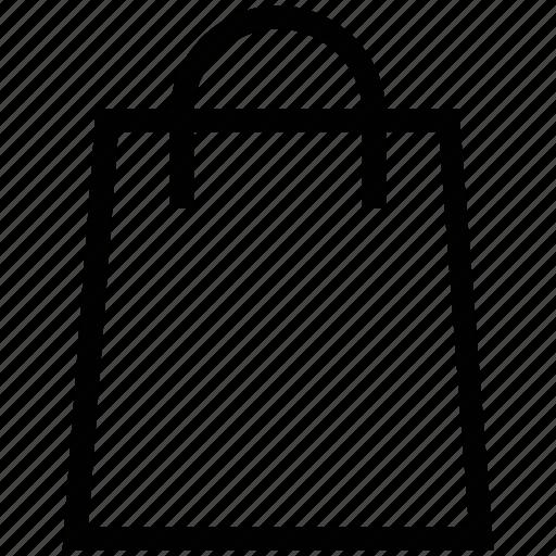 bag, shopper bag, shopping bag, tort bag, tote bag icon