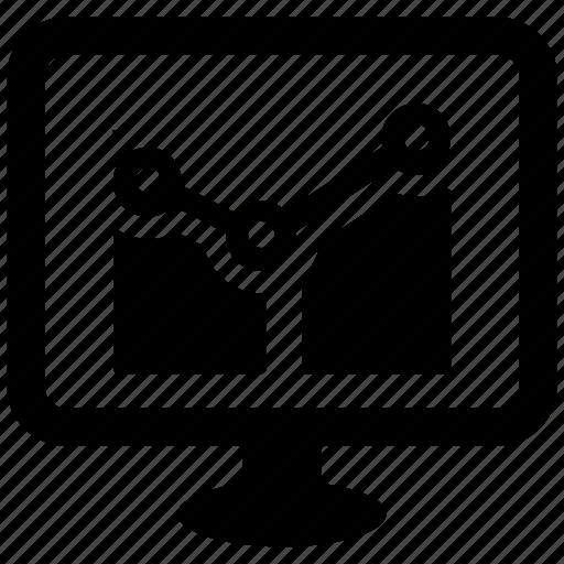 search engine optimization, seo monitoring, web development, web optimization icon