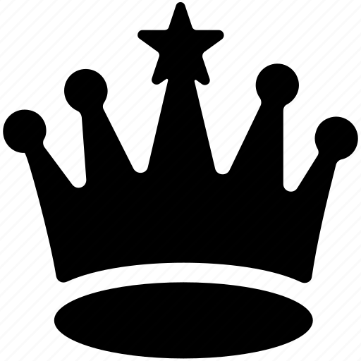 Queen And King Crown Symbol Princess Crown ...