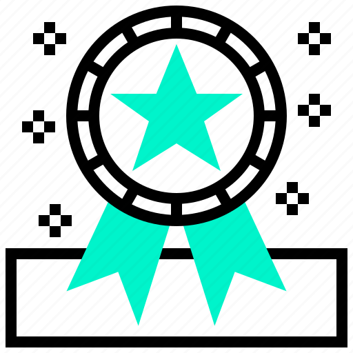 award, best, popular, product, seller icon