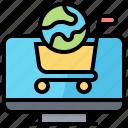 internet, market, online, shopping, worldwide icon