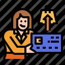 card, borrow, shopping, loan, credit icon