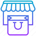department, marketplace, sale, shopping, store icon