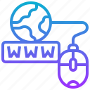connection, global, internet, website, worldwide icon