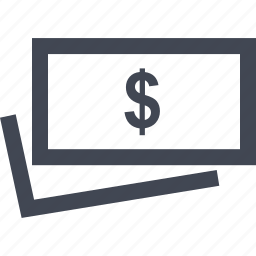 currency, dollar, home, money, online, sign icon