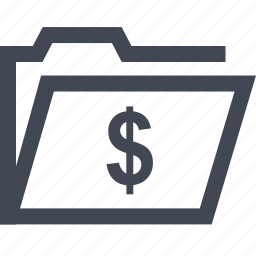 deal, dollar, home, money, online, open icon