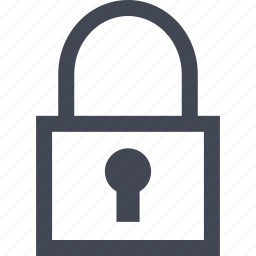 home, lock, money, online, safe, secure icon