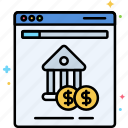 online, banking, web