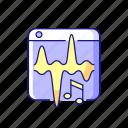 music, player, multimedia, app