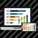 devices, ipad, iphone, laptop, online marketing, share market, share marketing