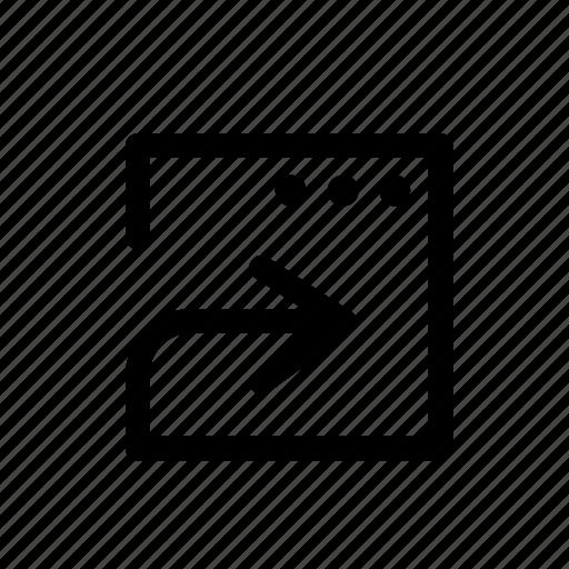 add, download, edit, publish, upload, website icon