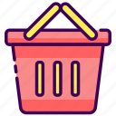 basket, chart, market, shop, shopping, wishlist icon