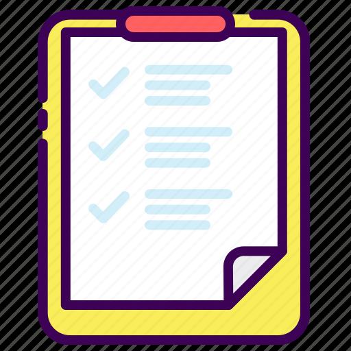 list, listing, menu icon