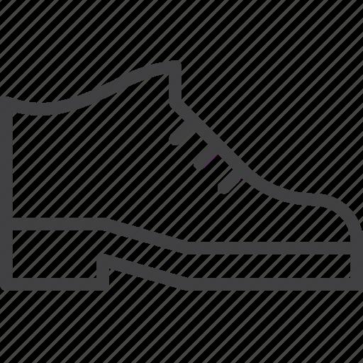 boots, men, shoes icon