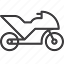 bike, sport, motorbike, motorcycle