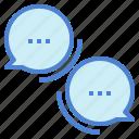 bubble, chat, communication, online, shopping