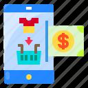 internet, online, shop, shopping, smartphone