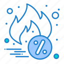 cyber, discount, hot, monday, sale icon