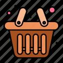 basket, cart, shopping, buy, ecommerce, shop