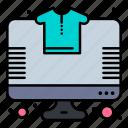 online, shopping, store, tshirt
